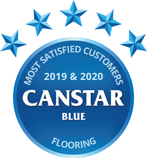 Canstar Blue - Most Satisfied Customers 2019-2020 - Flooring